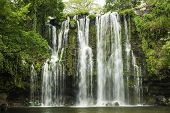 foto of cortez  - Llanos de Cortez Waterfall located in Costa Rica - JPG
