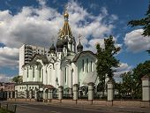 Church Of The Resurrection In Sokolniki (kedrovskaya Church)