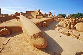 Sand Airplane