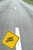 Carretera asfaltada