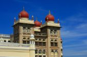 Historical Mysore palace building-I poster