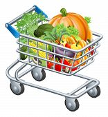 Vegetable Trolley