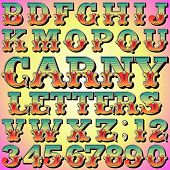 pic of funfair  - An Alphabet Sit of Carnival - JPG