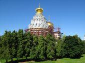 Restaurar el templo