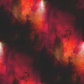art avant-garde background red, yellow hand paint seamless wallp