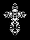 Cruz Gótica