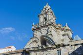 Santo Domingo In A Coruna, Galicia, Spain