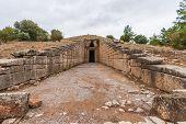 Clytmenestra's Tomb