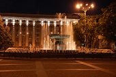 Night Donetsk