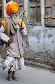 Pilgrim In India
