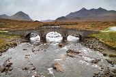 Bridge at Sligachan, Isle of Skye , Scotland