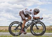 The Cyclist Jean-christophe Peraud