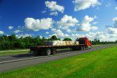 Camiones velocidad Road