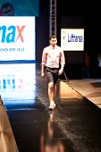 Fashion Show For Max Fashion Model 17 (on Runway)