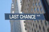 Last Chance Avenue