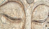 Face Of Buddha Image