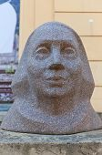 Sculpture Portrait Of Lucija Garuta