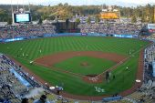 Dodger Stadium - Los Angelas Dodgers