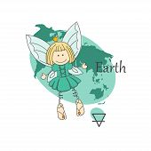 Fairy of earth.