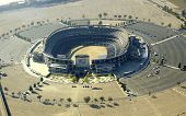 Aerial View Of Qualcomm Stadium, San Diego