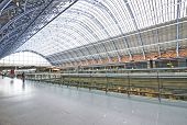 St Pancras Station Terminal