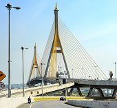 Ring Road Bridge, Bangkok