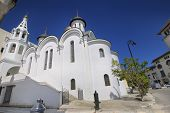 Russian Orthodox Church In Old Havana