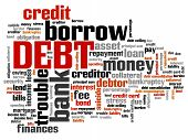 image of borrower  - Debt keywords  - JPG