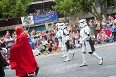 2014 Credit Union Christmas Pageant