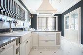 Sophisitacted Kitchen