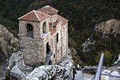 Beautiful Church In The Woods In Bulgaria