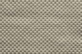 Wafer Texture Paper Napkin Of Beige Color
