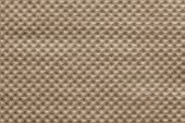 Wafer Texture Paper Napkin Of Brown Color