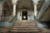 Lobby Of Health Resorts In Beelitz
