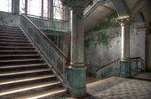 Old Hall In Beelitz