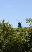 Windmill At Rottingdean. Sussex. England
