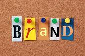 Brand Single Word