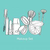 makeup set. cosmetics Set