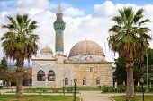 Green Mosque in Iznik.