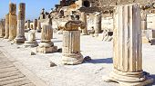 Ancient city of Ephesus, Turkey.