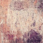 Art grunge vintage textured background. With different color patterns: gray; purple (violet); orange; brown; yellow