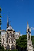 Notre Dame, Paris. France