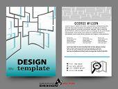 Abstract Brochure Flyer
