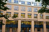 Utrecht, The Netherlands - November 3, 2014: View At  Dutch Office Of Netherlands Food And Consumer