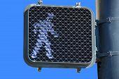 Streetwalk Crossing light