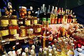 Brandy And Honey Stall