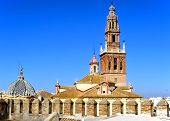 Church of Santa Mari­a la Mayor in Carmona, Spain