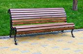 Bench In Moscow