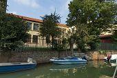 Colorful island Burano, near Venice