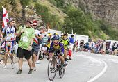 Kids On The Road Of Le Tour De France